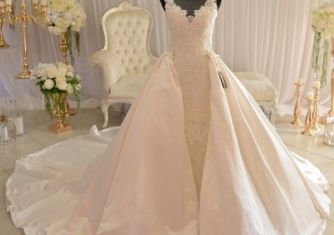 Demetrios Wedding Gown